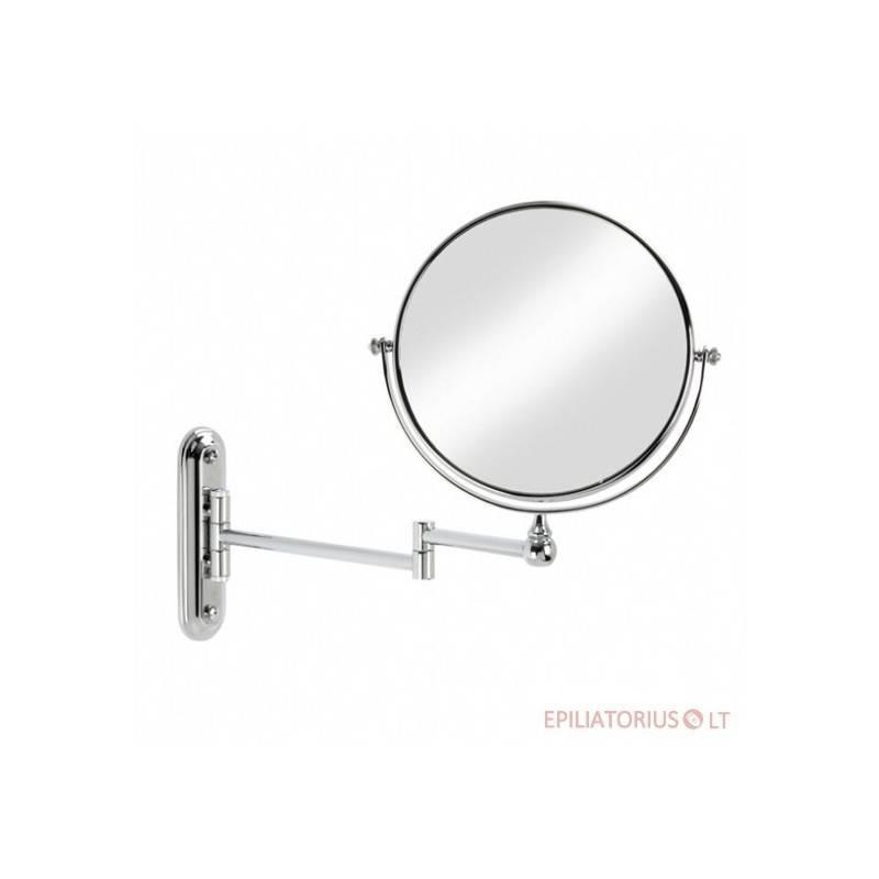 Padidinamasis veidrodis su sulankstomu rėmu (x5)