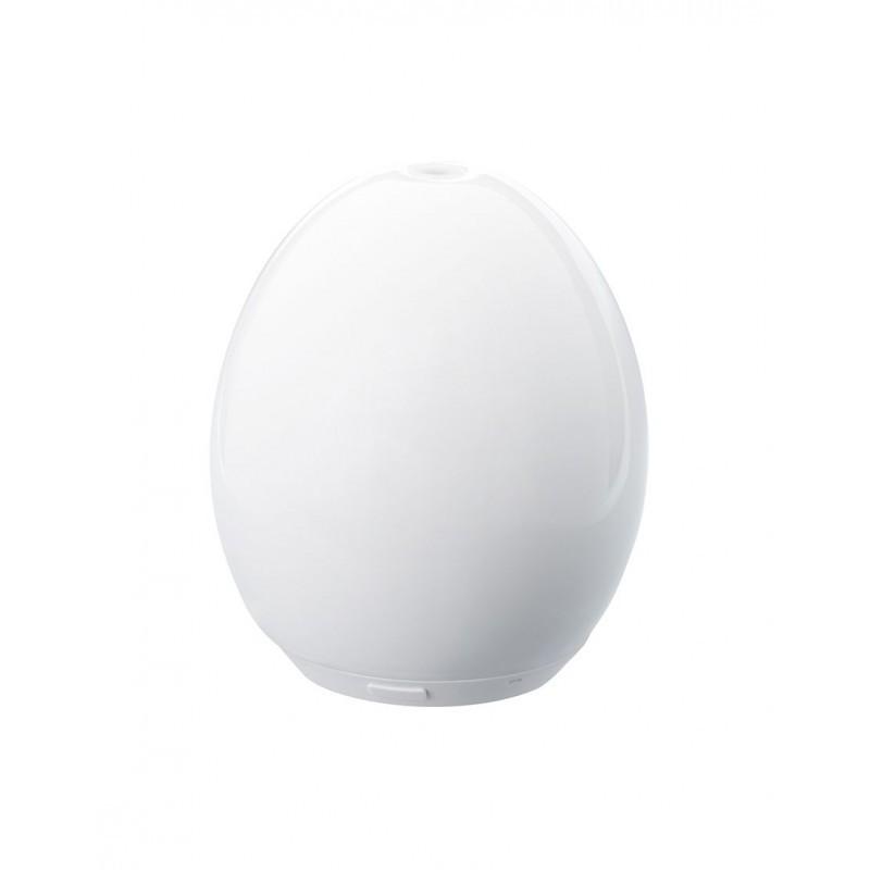 Lanaform NOUMEA keramikinis oro aromatizatorius drėkintuvas baltas