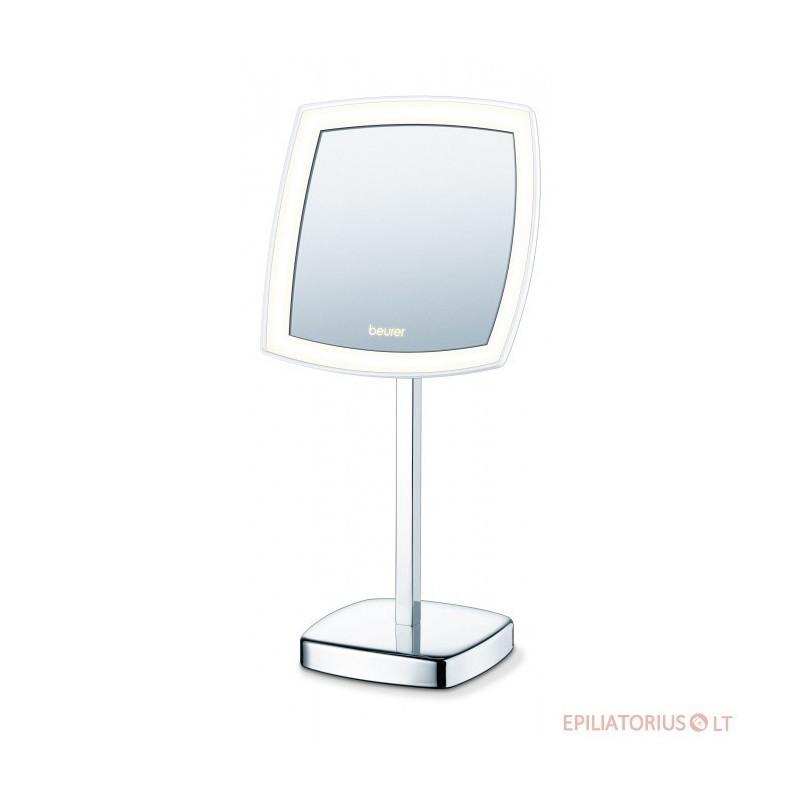 Kosmetinis veidrodis su baterijomis Beurer BS99