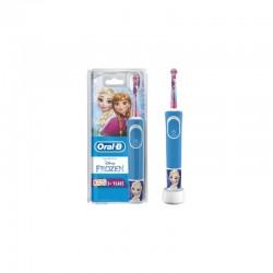 Braun vaikiškas dantų šepėtėlis Frozen princesės