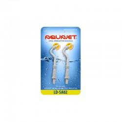 Lankstūs antgaliai irigatoriui Aquajet LD-SA02