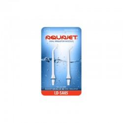 Antgaliai su šepetėliu irigatoriui Aquajet LD-SA05
